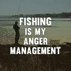 Gonna need a little fishing after dealing with the madness out there!