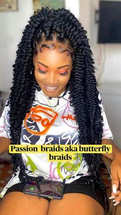 Box Braids Hairstyles For Black Women, Braids Hairstyles Pictures, Twist Braid Hairstyles, Black Girl Braids, African Braids Hairstyles, Braids For Black Hair, African American Braided Hairstyles, African Hair Braiding, Little Black Girls Braids