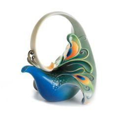 Franz Collection Peacock Splendor Teapot | Bloomingdale's