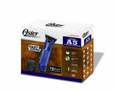 Oster Professional A5 Turbo 2-Speed Equine Clipper Kit by Oster. $152.93. New kit includes soft sided carrying case, Oster ECS Mane and Tail Brush and Instructional DVD. No.1 brand with veterinarians. 2-Speeds; 4,000 SPM on high and 3,000 SPM on low. Clipper is made in the USA. The Oster A5 Clippers are the most advanced, heavy duty animal clipper available. They are designed with the toughest animal clipping jobs in mind. Bridle paths, manes, fetlocks, even entire...