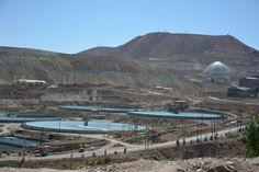 ENCARA GRUPO MEXICO NUEVO CONFLICTO LABORAL EN SONORA La mina Buenavista del Cobre, de Grupo México. Foto: Milton Martínez