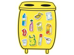 JEU Recyclage des déchets - Wesco Pro Earth Day Activities, Activities For Kids, Embroidery Suits Design, Edd, Texture Art, Recycling, Education, School, Ideas