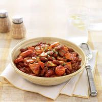 Throw together dinner in just 30 minutes with this Southwestern-spiced veggie chili recipe. Serve with store-bought biscuits and a small green salad. Recipe:  Fall Vegetable Chili Related: No Meat Allowed! Hearty Vegetarian Chili Recipes   - Delish.com