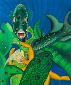 Vortex2 - Oh gosh. Oh gosh. Sea creatures galore.