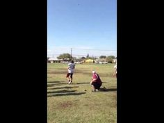 8th Grader Kicks 63 yard Field Goal in Practice