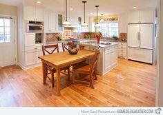 57 best kitchen island with table images kitchen ideas kitchen rh pinterest com