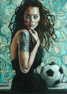 Artodyssey: BELINDA EATON