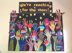 We're reaching for the stars this year!