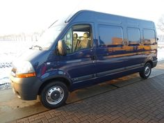 For sale: Used and second hand - Van RENAULT Closed Van MASTER 3.0 DCI 140 L