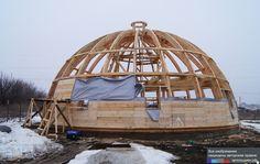 homestead dome foundation - Google Search