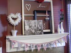 primitive valentine decor | Valentine's Day Ideas – Crafts, Decor, Gifts, & Treats {A Sunday ...