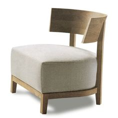 Flexform Thomas Armchair - Modern Armchairs - Accent Chairs - Modern Furniture | SwitchModern.com