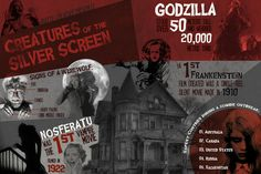 BigEye Creative creates some Halloween fun for everyone to enjoy! Check out the BigEye Monsters Infographic!