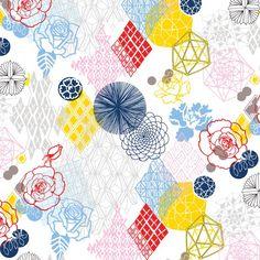 pattern / Hennie Haworth