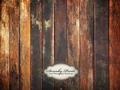 4ft x 3ft Old Grungy Dark Floor / Floordrop Vinyl by SwankyPrints, $27.99