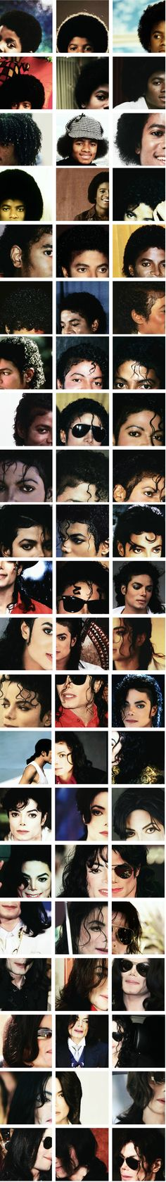 Michael Jackson's hair appreciation