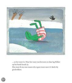 bol.com | Kikker in de kou, Max Velthuijs | 9789025859947 | Boeken