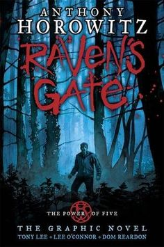 Booktopia has The Power of Five, Raven's Gate - The Graphic Novel by Anthony Horowitz. Buy a discounted Paperback of The Power of Five online from Australia's leading online bookstore. Matt Freeman, New Books, Books To Read, Alex Rider, Middle School Books, Writing A Book Review, Creepy Horror, Book Categories, English Reading