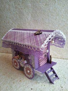 gypsy wagon by Lilicutes