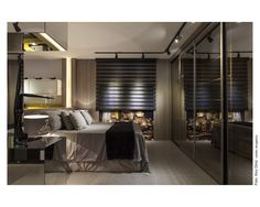 Mostra Casa Premium BA 2014. Suíte do Noivo. Arquiteto André Ricardo Rabelo.