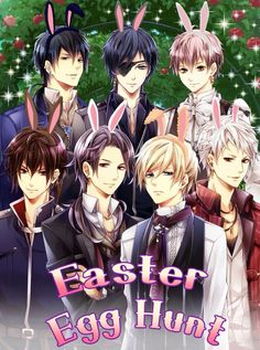 Haha, see what i did there. Star Crossed Myth, Midnight Cinderella, Anime Guys, Games, Happy Easter, Manga, Princess, Happy Easter Day, Anime Boys