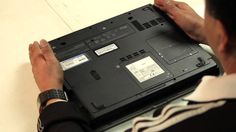 Laptop Disassembly Tutorial Video Part 1 (Spanish Version)