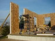 SIPs Construction - the future of wall framing. Sips Panels, Structural Insulated Panels, Timber Buildings, Built Environment, New Construction, Steel Frame, Building A House, Home And Family, House Design