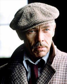 voxsart:  It's Tweed Season. James Coburn.