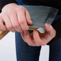 KRIS = faire un plan de travail en zinc soi-même !