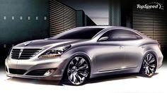 2010 Hyundai Equus Korean Luxury Cars