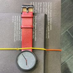 i can do some orangy-pink on my wrist