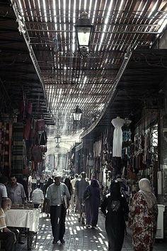 Marrakech Medina, en mi corazón