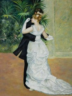 Dance in the city - Renoir