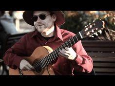 No Pretense - by John H. Clarke - San Francisco Street Performance 2011