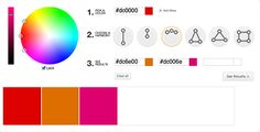 Use the free Color Calculator to explore creative color options for your design project. Simply pick your base color(s), choose a color harm...