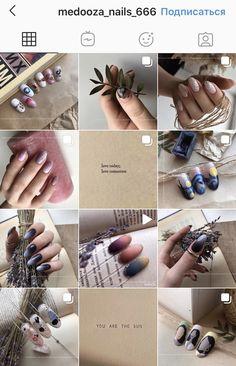 Instagram Feed Organizer, Instagram Feed Layout, Nail Art Instagram, Feeds Instagram, Instagram Design, Photo Instagram, Instagram Fashion, Wine Nails, Hand Photography