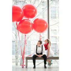 Le ballon rond géant (1 mètre)- 17 coloris