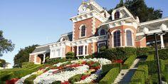 UPDATE: Michael Jackson's Neverland Ranch Just Got A Deep Discount - ELLEDecor.com