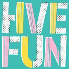 Hooray Today. This fab stationery company was founded in 2014 by illustrators and product designers Allison Black and Alyssa Nassner.