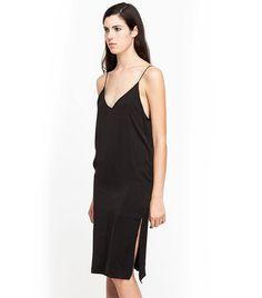 Need Supply Co. Studio Shift Dress in Black