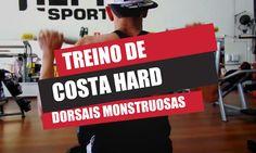 Treino Hard De Costa - Diário D Maromba