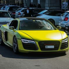 TRON Audi R8  Follow @Audi_Automotive  Freshly Uploaded To www.MadWhips.com  Photo by @intercars