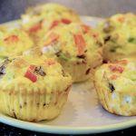 Mini Omelet Muffins