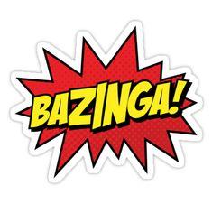 big bang theory bazinga logo google search tv pinterest logo rh pinterest com bazinga logo png bazinga logo font