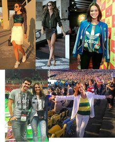 Inspirações de looks que vão além das Olimpíadas Rio 2016 http://www.dropsdasdez.com.br/drops-estilo/inspiracoes-de-looks-que-vao-alem-das-olimpiadas-rio-2016/