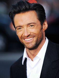 Hugh Jackman: He sings, he dances, he acts, he's funny, father/husband...the complete package