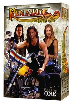 "Renegade (1992–1997) After crooked cop Lieutenant ""Dutch"" Dixon kills his girlfriend and frames him for murder, Reno Raines escapes from jail and goes on the run. Teaming up with Bobby Sixkiller and Cheyenne Phillips, Reno works as a bounty hunter while searching for the only man who can clear his name."