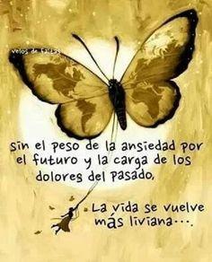 Do not take useless burdens, liberate!