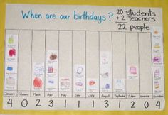 Kindergarten Math Work - Renee Goularte