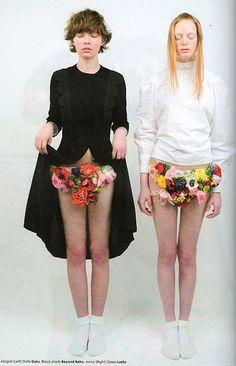 flower panties! brills
